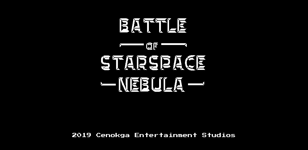 Cenokga's First Mobile Game – Battle of StarSpace Nebula